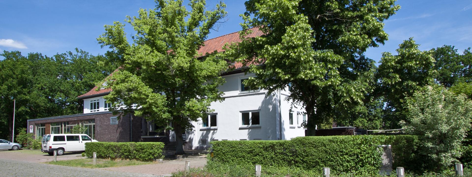 Haupthaus von außen