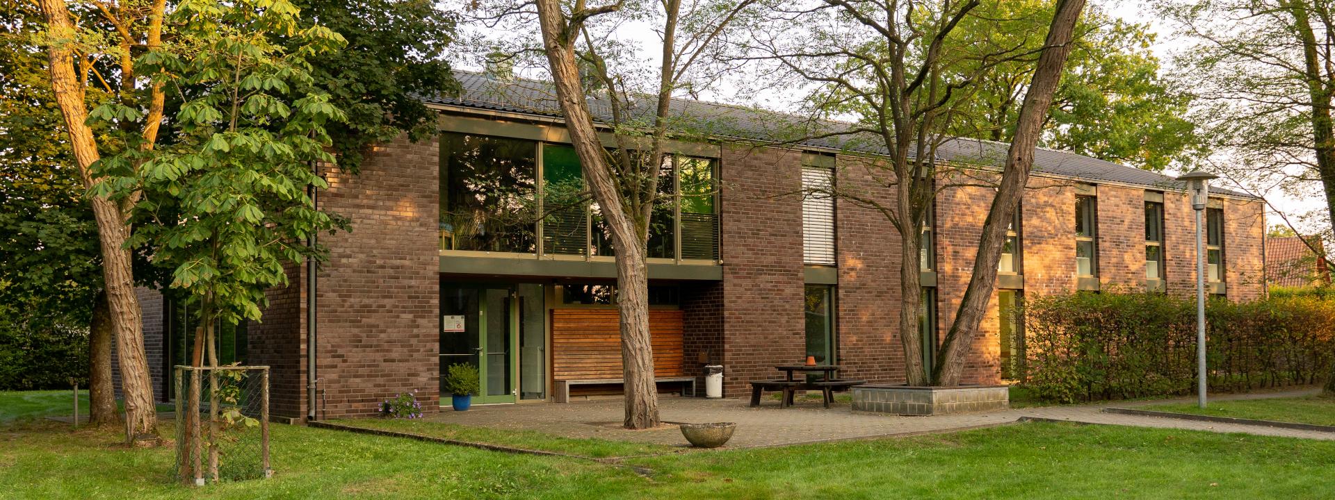 Seminarhaus von außen