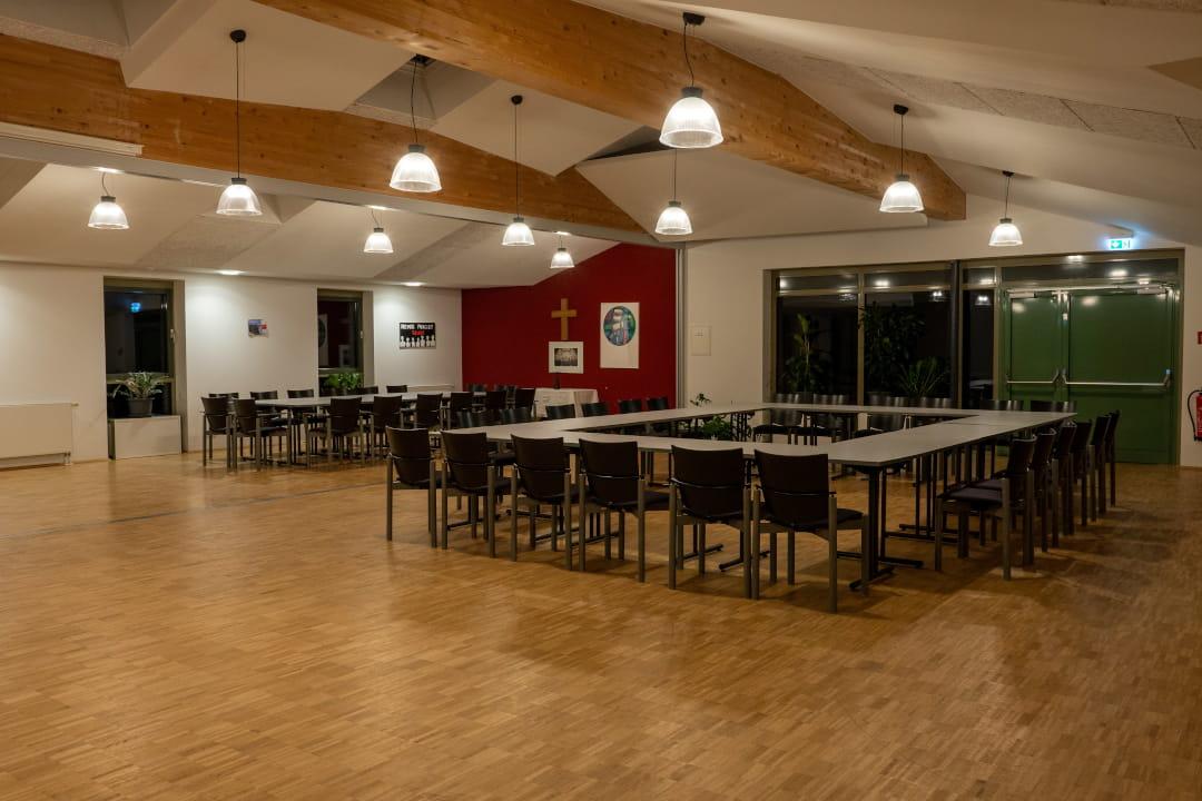 Seminarhaus großer Saal