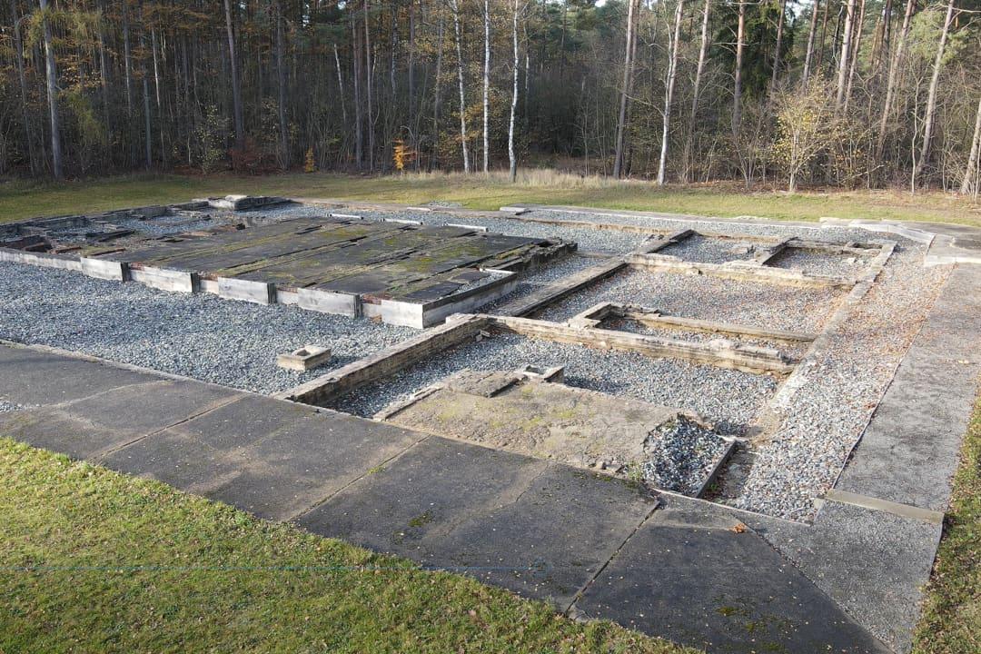 Gedenkstätte Bergen-Belsen Desinfektion