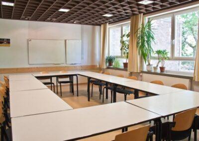 Haupthaus Seminarraum