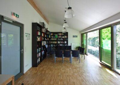 Seminarhaus Bibliothek