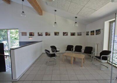 Seminarhaus Foyer Sitzecke