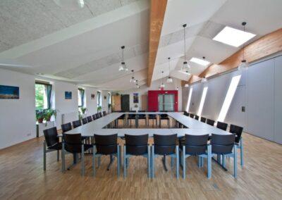Seminarhaus Saal Hinten