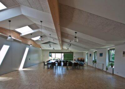 Seminarhaus Saal Vorne